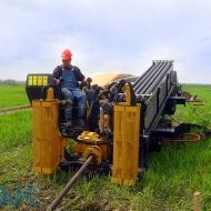 Прокладка кабельных линий электроснабжения и слаботочных систем